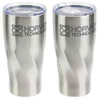 Helix 20 Oz. Vacuum Insulated Stainless Steel Tumbler