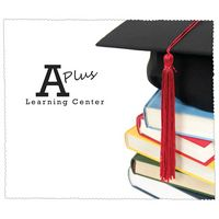 Premium Microfiber Cleaning Cloth - Education