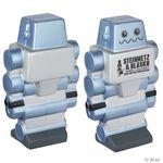 Custom Robot Stress Reliever