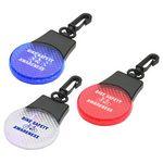 Custom Tri-Safety Light Clip