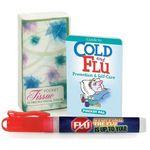 Custom Tissue Pack, Pocket Pal, & Hand Sanitizer Gift Combo