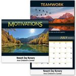 Custom 2019 Motivations Wall Calendar - Personalization Available