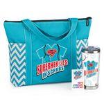 Custom Superheroes In Scrubs Gift Trio