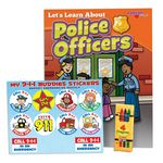 Custom Let's Learn About Police Officers Value Kit