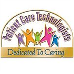 Custom Patient Care Technologists Dedicated To Caring Lapel Pin with Presentation Card