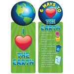 I (Heart) The Earth Bookmark