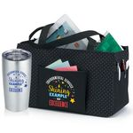 Custom Environmental Services A Shining Example Of Excellence Everest Vacuum Tumbler & Lynbrook Tote Gift