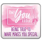 Custom Be-You-Tiful Being True To What Makes You Special Lapel Pin with Presentation Card