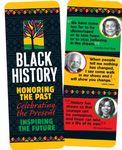 Black History: Honoring The Past, Celebrating The Present, Inspiring The Future Bookmark