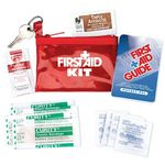 Custom Travel First Aid Kit With First Aid Pocket Pal
