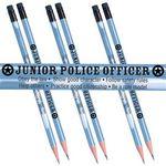 Custom Junior Police Officer Mood Pencils