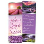 A Mother's Love Is Forever Deluxe Die-Cut Bookmark