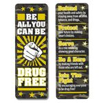 Be All You Can Be Drug Free Bookmark