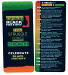 From Struggle Comes Strength Bookmark