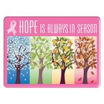 Custom HOPE Is Always In Season Lapel Pin With Presentation Card