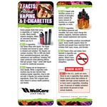 10 Facts About Vaping & E-Cigarettes Bookmark - Personalized