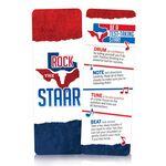 Rock The STAAR Bookmark