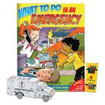 Custom What To Do In An Emergency Grades K-2 Value Kit