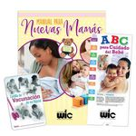 Custom New Mom and Baby Value Pack (Spanish) - Personalization Available