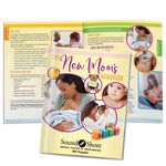 Custom New Mom And Baby Care Handbook Easy-Read Version - Personalization Available