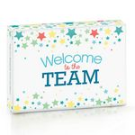 Custom Welcome To Our Team Gift Box