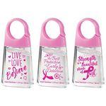 Hand Sanitizer w/Carabiner Clip Assortment Pack