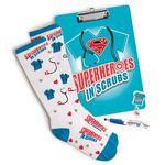 Custom Superheroes In Scrubs Gift Combo