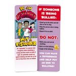 Be An Upstander, Not A Bystander Bookmark