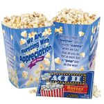 Custom We Are Bursting With Appreciation For You Popcorn Snack Pack