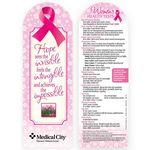 Hope Inspirational Bookmark - Personalized