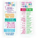 Growth Mindset Bookmark