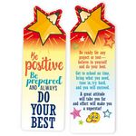 Be Positive, Be Prepared, And Always Do Your Best Bookmark