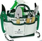 Custom 7PC Garden Tool Set With Tote Bag
