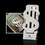 Custom Dollar Symbol Money Clip