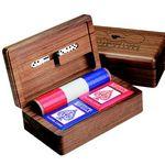 Custom Deluxe Wood Game Box