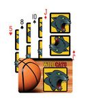 Custom Poker Playing Cards w/Custom Backing & Custom Faces (Playing Card Stock)