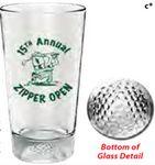 16 Oz. Golfball Mixing Glass