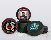 Official Hockey Puck (4-Color)