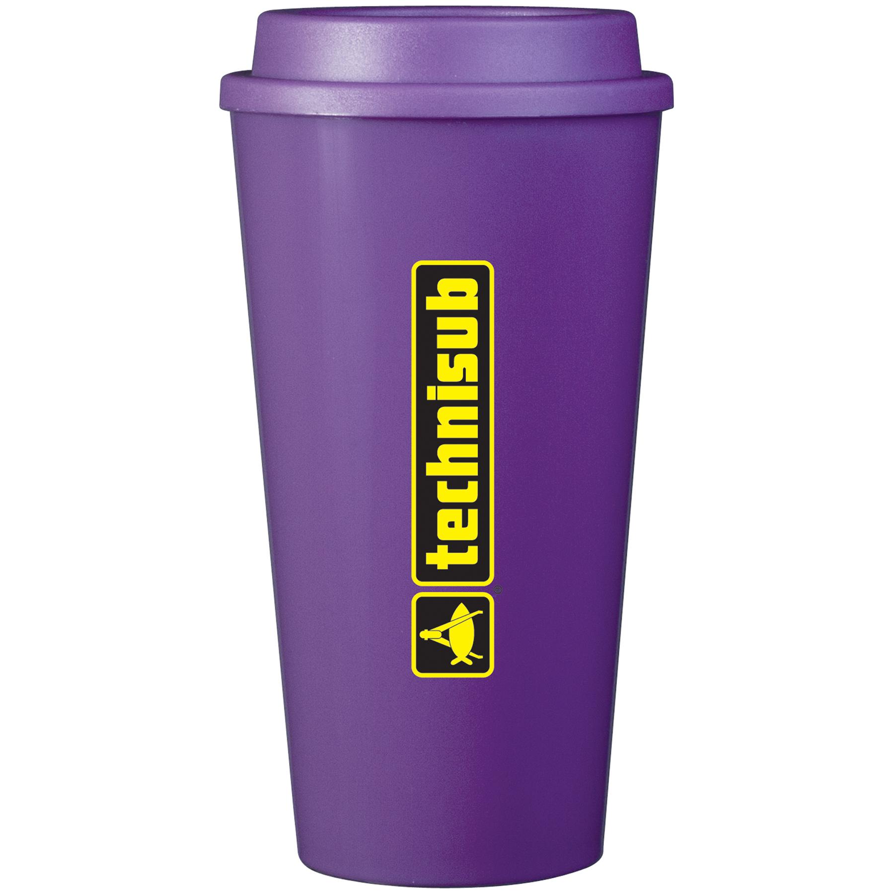 16oz Cup2go Tumbler (Purple)