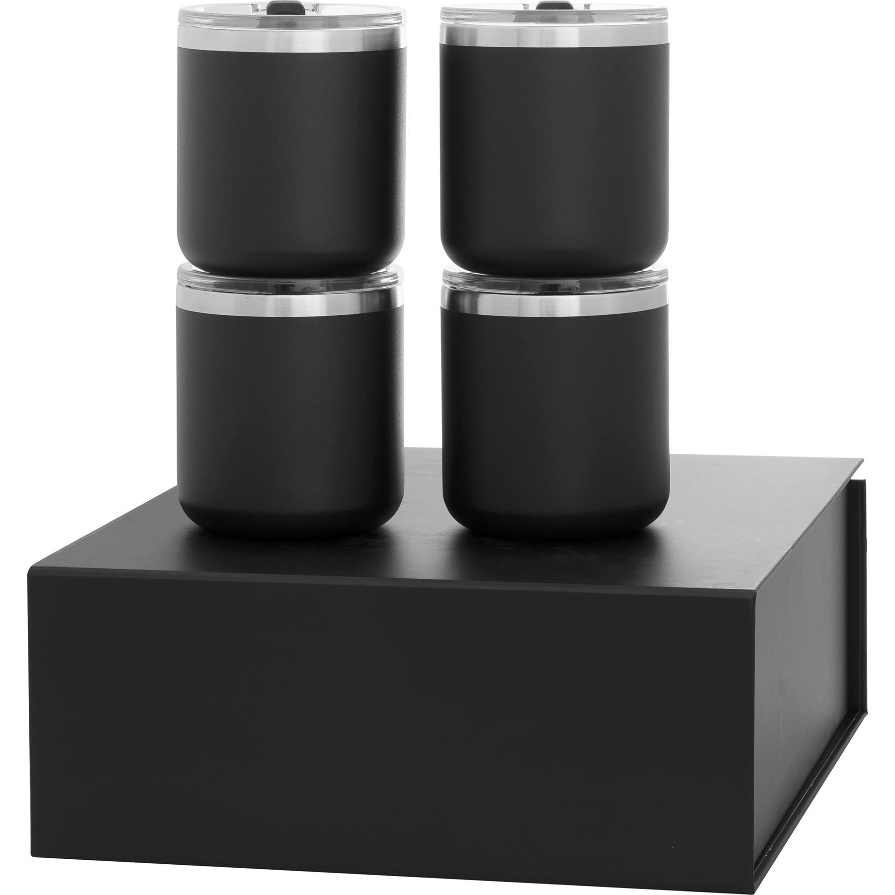Select Gift Set - Spark (Matte Black)