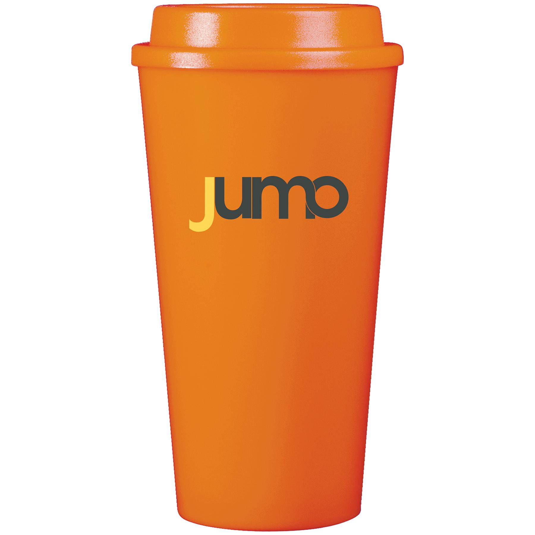 16 Oz. Cup2go Tumbler (Orange)