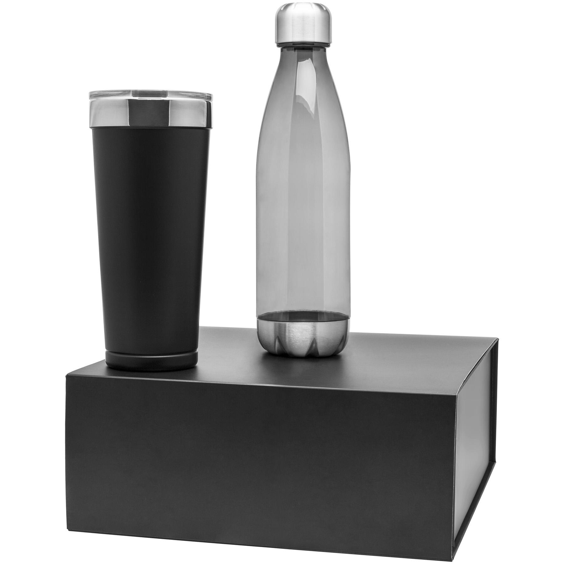Matte Black Select Gift Set - Polar Tumbler