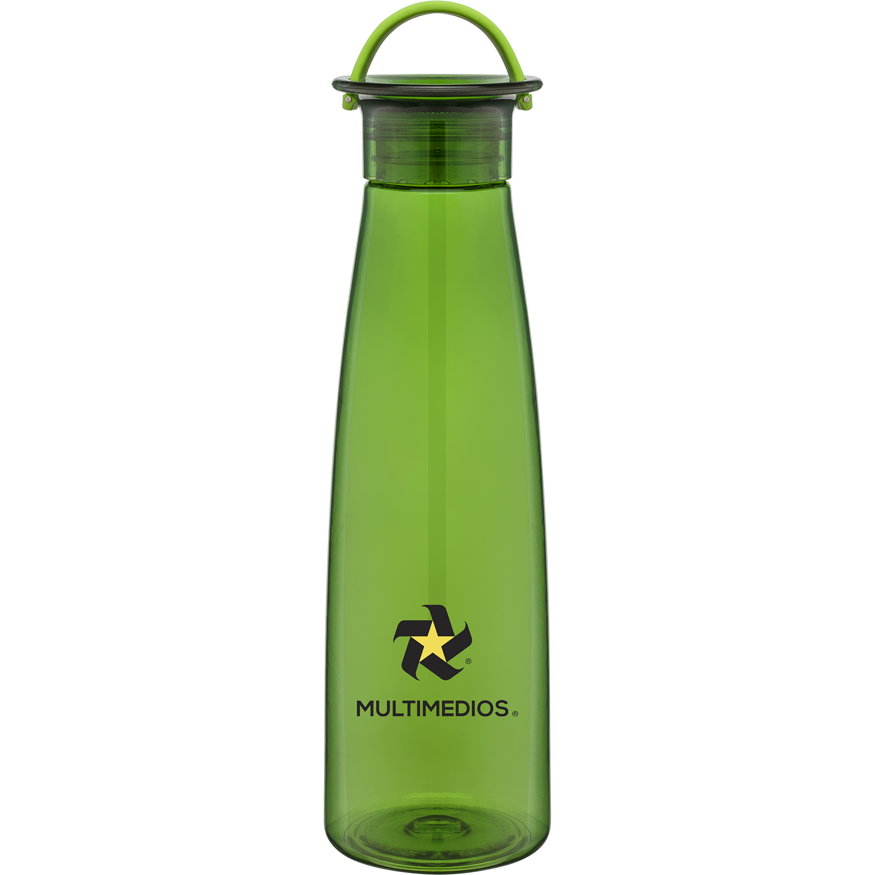 25 Oz H2go Sway Bottle - Pear