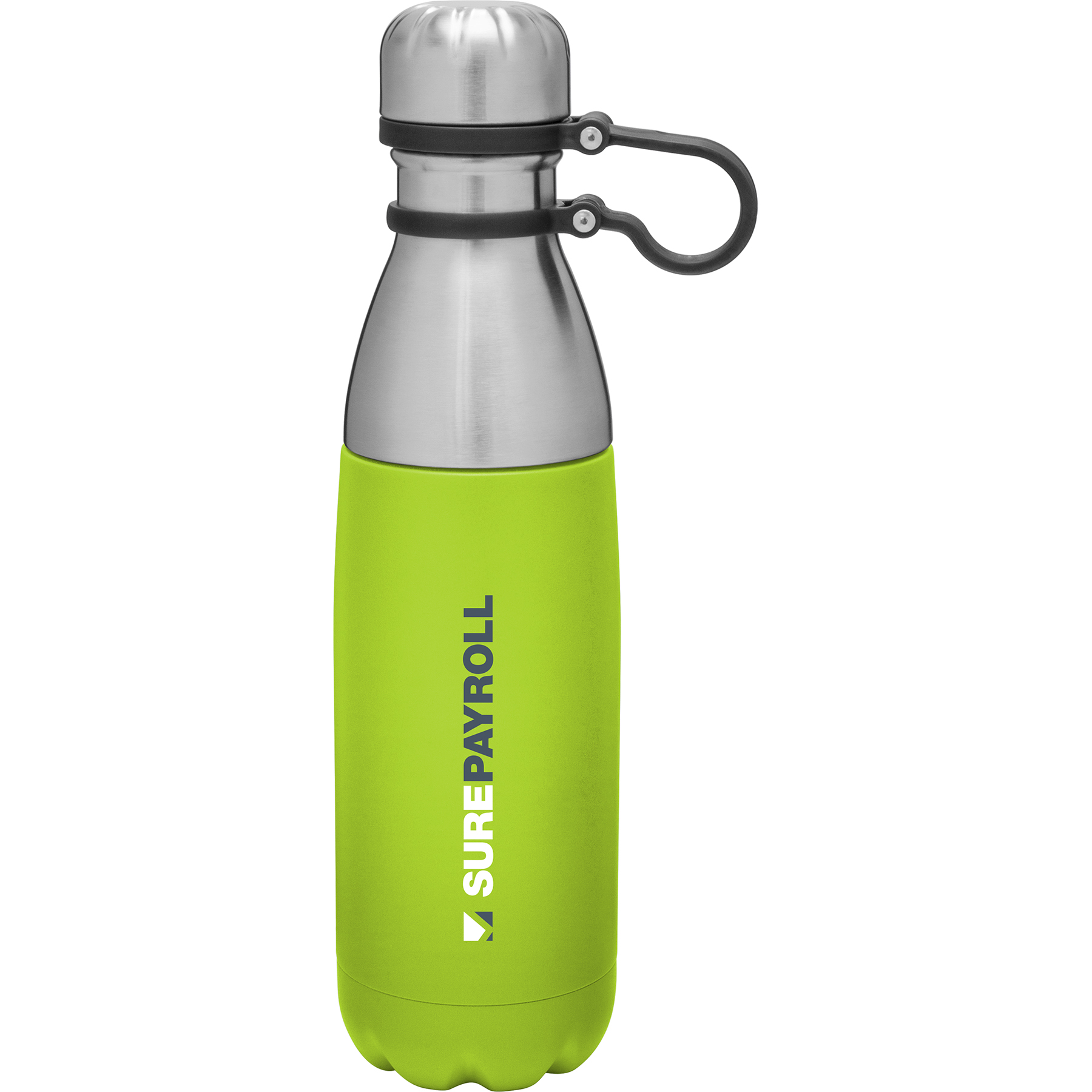 16.9 Oz H2go Sync Thermal Bottle - Matte Lime