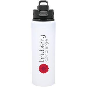 28oz H2go Surge Bottle (White)