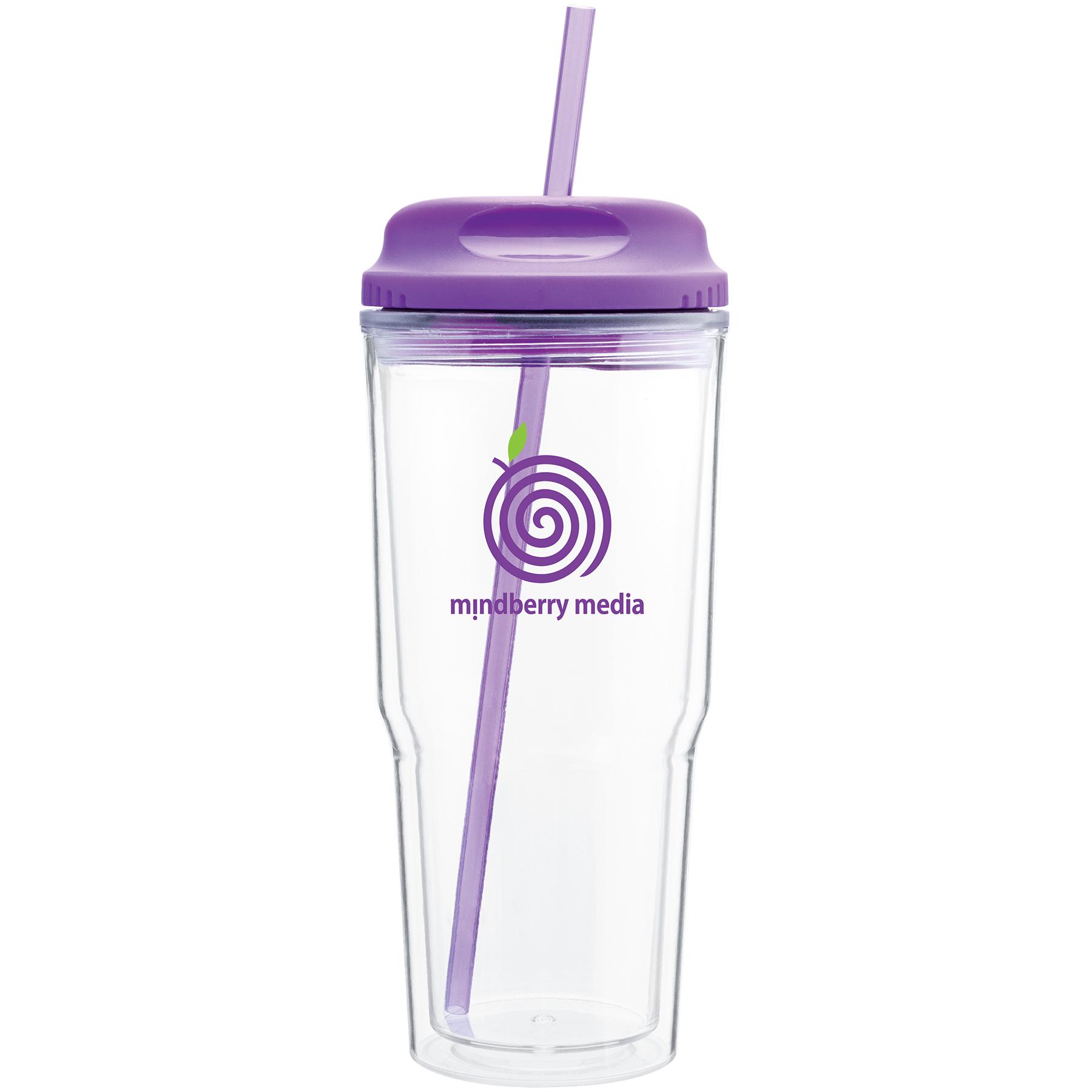 24oz Gulp Tumbler (Purple)