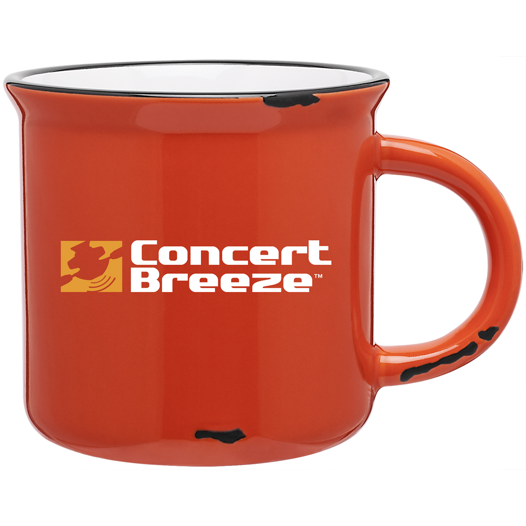 c251c0afaa San Antonio - 15 Oz Ventura Mug - Orange   White