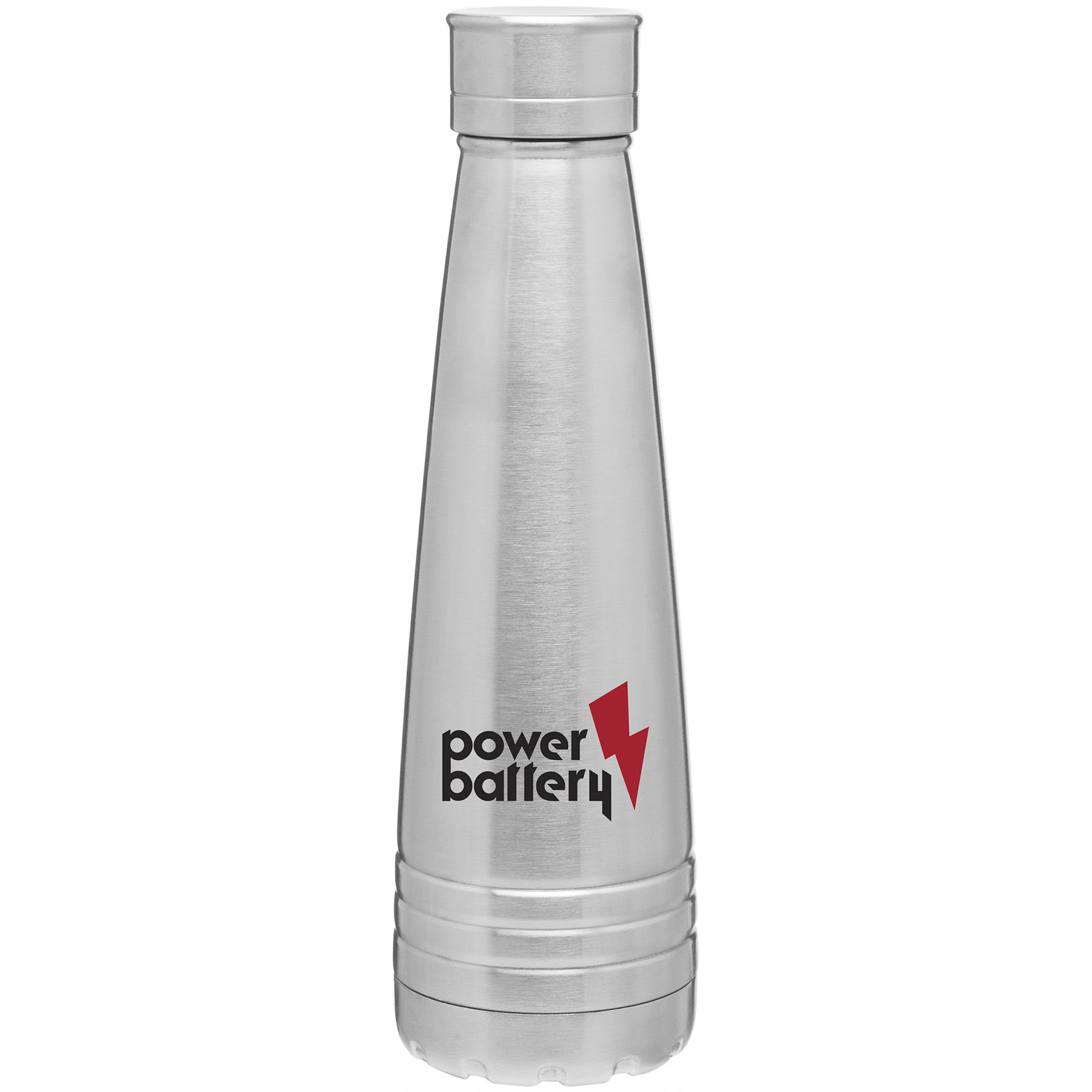 14 Oz H2go Swig Thermal Bottle - Stainless
