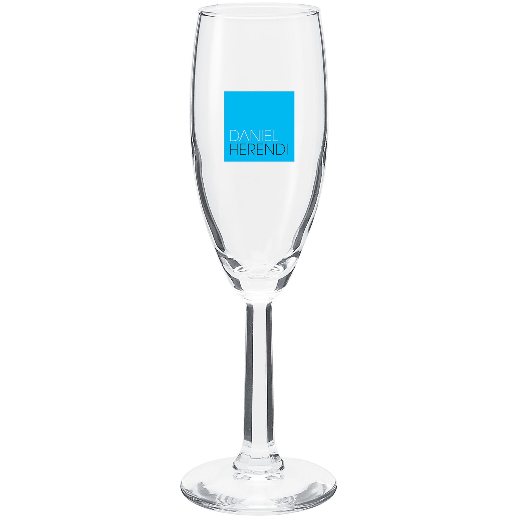 5.75 Oz Napa Flute Glass