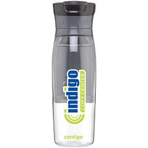 24 Oz Contigo Kangaroo Bottle - Clear